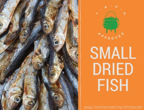 Small Dried Fish