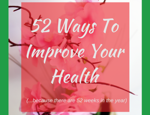 52 Ways To Improve Your Health